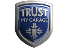 Trust My Garage Shield